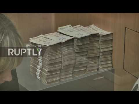 Ukraine: Rouble becomes official currency in self-proclaimed Lugansk People's Republic