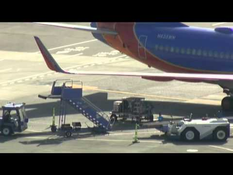 Jetway collapses during deplaning  - May 14th, 2014