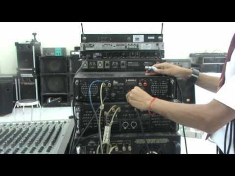 การต่อชุดเครื่องเสียงกลางแจ้ง.mpg