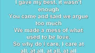 Climax - Usher ; Lyrics ♥