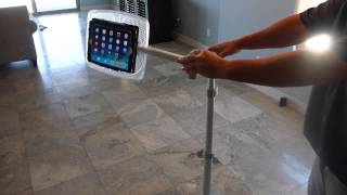 Levo Deluxe Ipad Tablet Ereader Stand With Swivel Arms Review