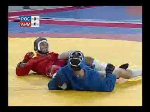 Ashot Danielyan Europe champion