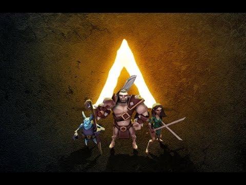 Arcane Legends - L56 Rogue PVE Build