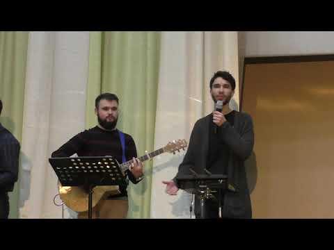 Церква Благодать Рівне: Богослужіння 2020-01-19