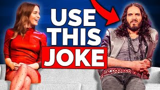 Breaking Down Russell Brand's Most Savage Moments