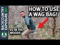 What Is A Wag Bag? | How To Poop In The Woods Responsibly!