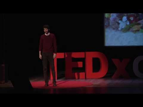 Social Design and the Search for Self: Eric Fisher at TEDxCoMo