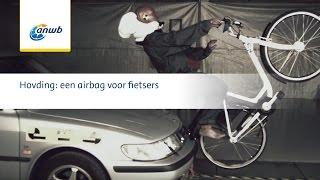 Hovding een airbag voor fietsers