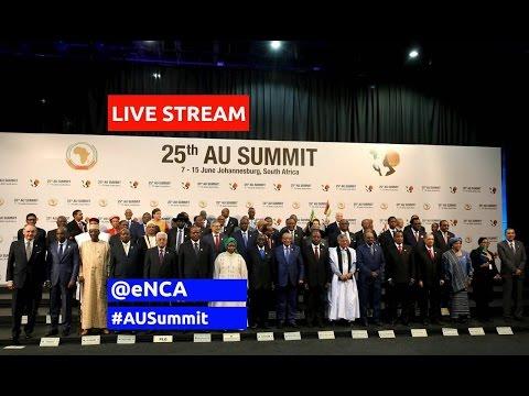 LIVE: AU reacts to Omar al-Bashir decision