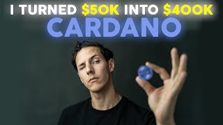Cardano! ADA Is Just Getting Started | Get Rich With Crypto