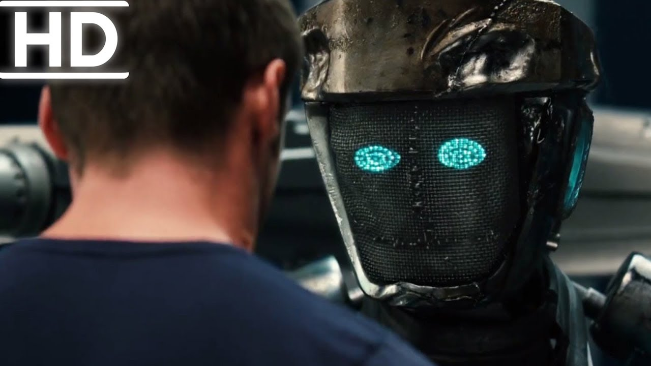 Çelik Yumruklar | Atom Vs Zeus | Film Klipleri