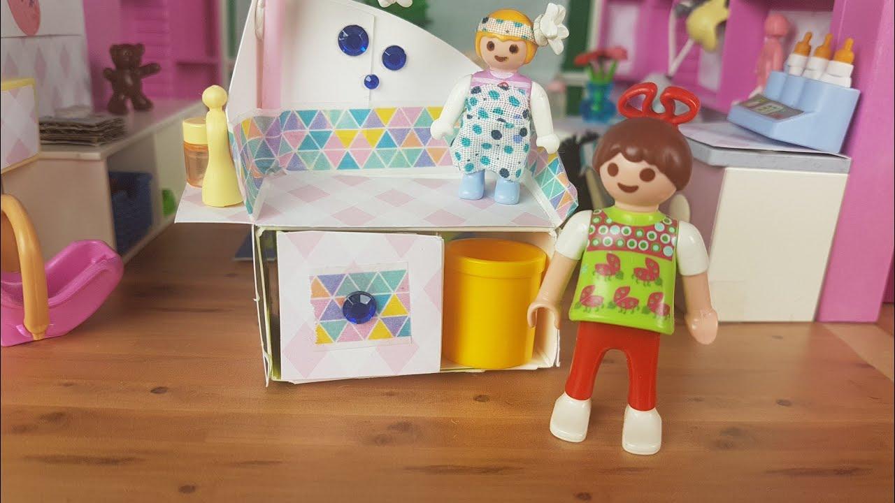 💛Playmobil Luxusvilla Kinderzimmer/Babyzimmer♡ Playmospezial/Familie  Sonnenschein