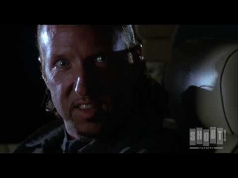 Lance Henriksen Gets Highway Hypnosis  The Horror  1989