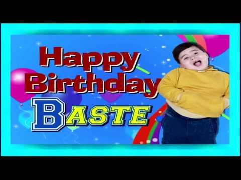 Baeby Baste's Birthday Special (Bastelicious) | August 19, 2017