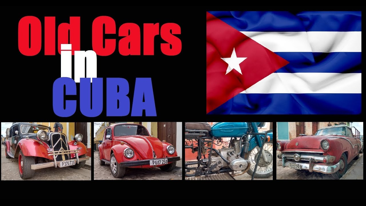 OLD CARS IN CUBA. JUST A FEW OF THE CLASSIC AND VINTAGE CARS WE SAW ...