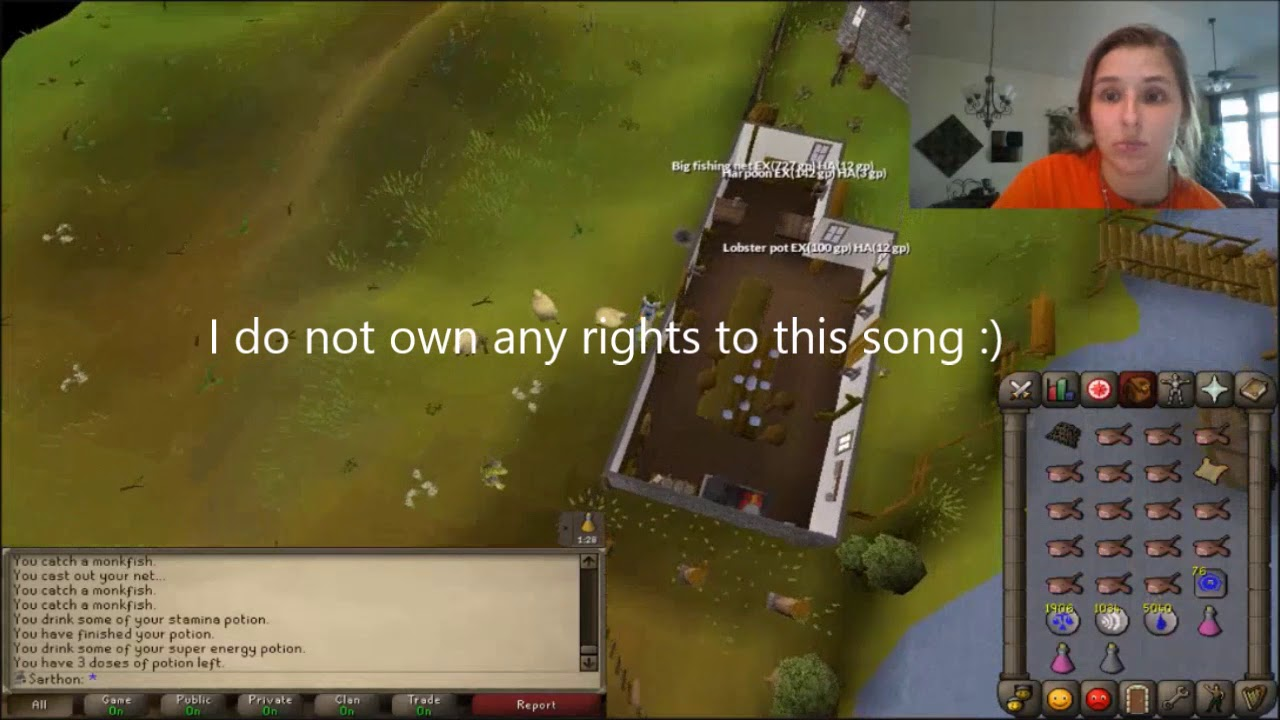 how to add people on old school runescape