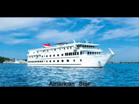 The American Cruise Lines Fleet