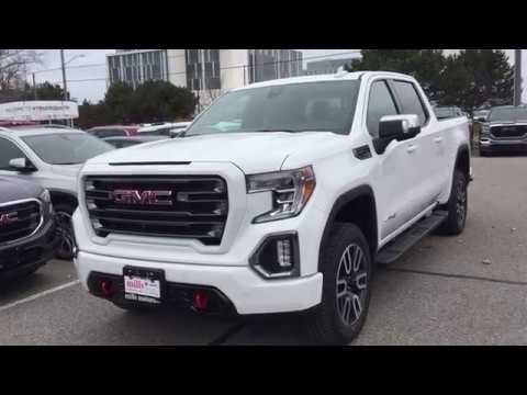 2019 GMC Sierra 1500 4WD AT4 Head Up Display Power Tailgate Oshawa ON Stock #19077