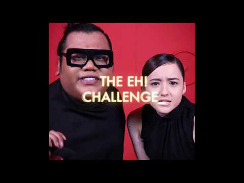 EH! Challenge With YSL Beauty ft. Bosco & Hannah Delisha