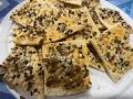 Amazing Low Carb Crackers in 4 Minutes or Less