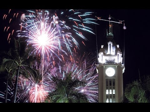 Aloha Tower New Years Eve Party
