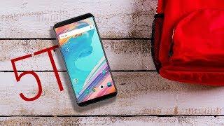 ون بلس OnePlus 5T ... اللعب مع الكبار !