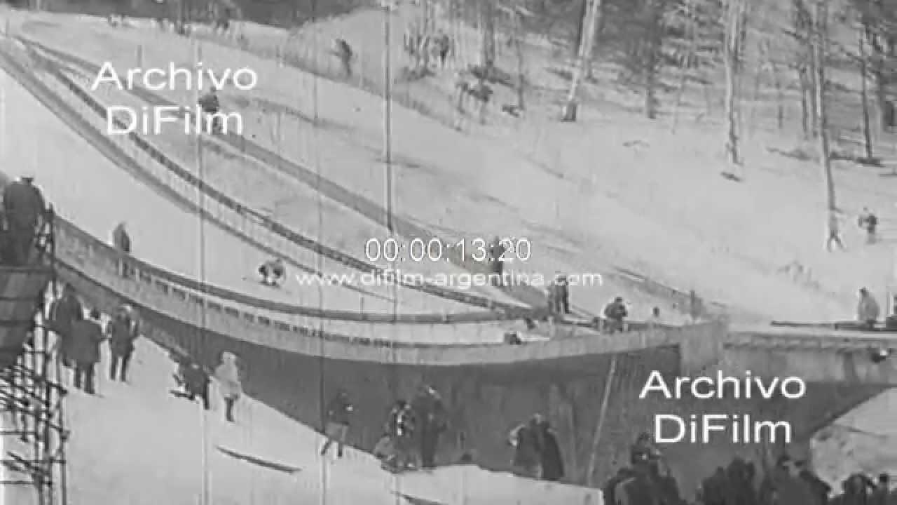 Difilm Jiri Raska Vladimir Belousov Juegos Olimpicos De Grenoble