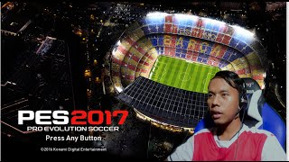 Pro evolution soccer 2017 review gameplay (pes 2017 bahasa indonesia)