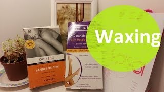 FAVORITE WAXING STRIPS | Parissa vs Evoluderm Tutorial | June 2014 Thumbnail