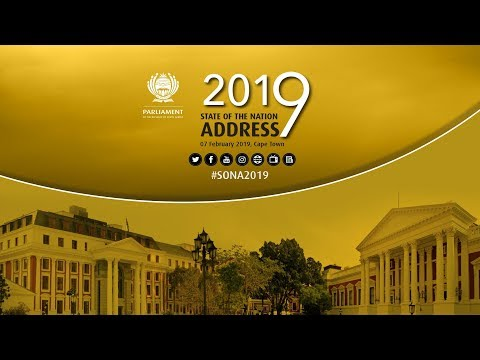 SONA 2019 Red Carpet & Speech Live Show - 7 Feb 2019, 3pm