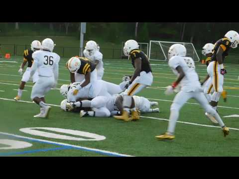 Thomas INT St. Frances/Avalon football 08/26/16