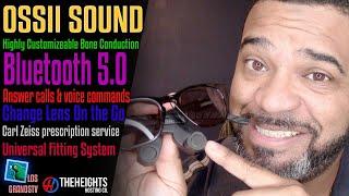 Ossii Sound Bone Conduction Headphones Frame 🕶️ 🎧 : LGTV Review