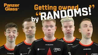 "YOUNG ACADEMY TEAM OWNED BY ""RANDOM"" ASTRALIS FANS"