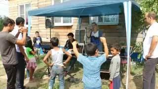 Цыганская свадьба в Нижнем Новгороде 23.07.2016. Герман и Катя - часть 1