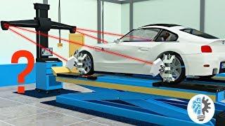 Comprender la alineación de las ruedas