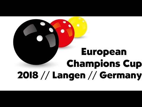 ECC 2018 | Men Finals
