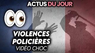 Vidéo choc de violences policières, annonces de Jean Castex, Trump protège... Actus du jour