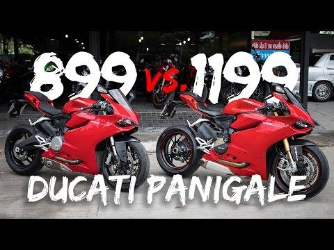 ข้อแตกต่าง Ducati 899 vs.1199 Panigale นอกจากเครื่องยนต์และราคา