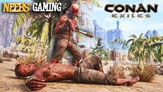Conan Exiles - New Employee!