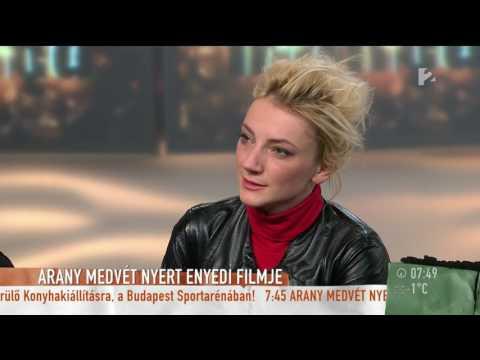 Enyedi Ildikó Arany Medve-díja nem érte meglepetésként a film producereit - tv2.hu/mokka