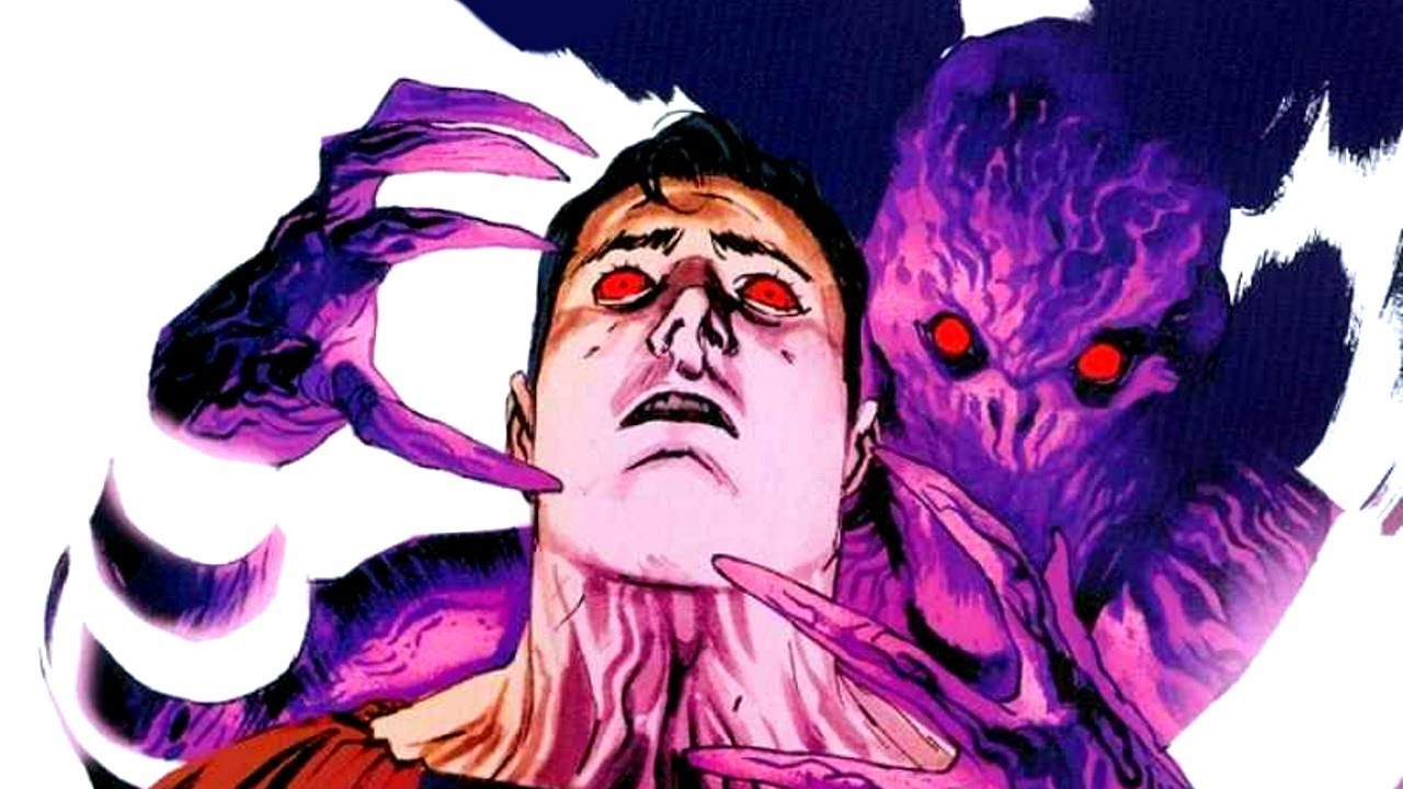 Superman Parasite >> Top 5 Best Parasite Stories Superman