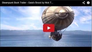 Gaia's Brood Book Trailer