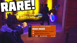 I SCAMMED HIM FOR 10 130s and 2 SPECTROLITE ORE (RARE) - Fortnite Save The World