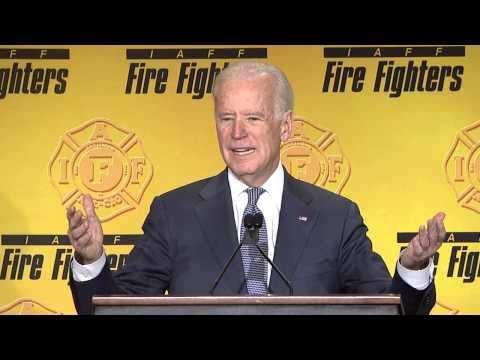Joe Biden, Vice President of the United States