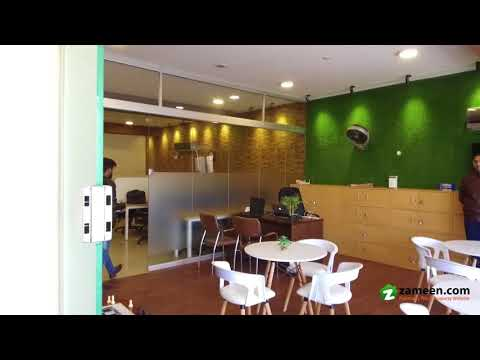 10 Sq. Ft. OFFICE FOR RENT IN BLOCK DD PHASE 4 DHA LAHORE