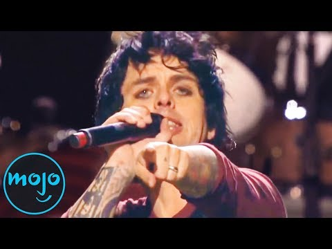 Top 10 Onstage Freakouts By Musicians