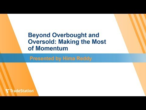 """Beyond Overbought and Oversold: Making the Most of Momentum"" with Hima Reddy"