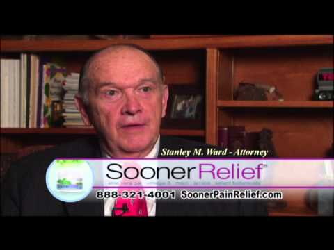 Sooner Relief Herbal Pain Relief Gel