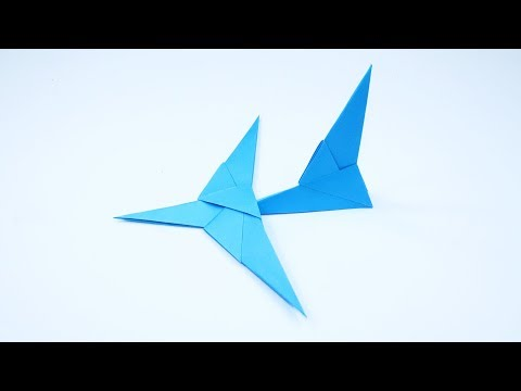 How to Make An Easy Paper Airplane - Best Paper Plane