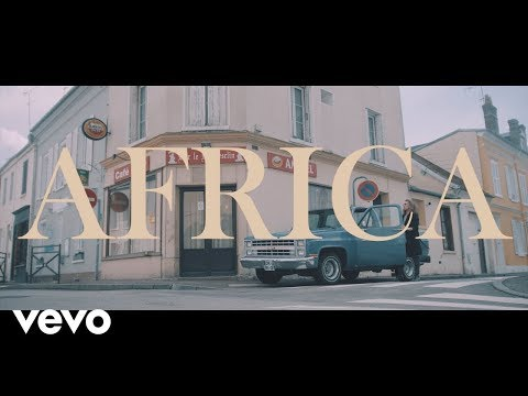 Julien Doré - Africa (Battle Karaoke)